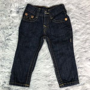 Infant's True Religion Denim Jeans